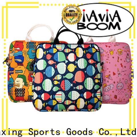 fashion design neoprene lunch box popular manufacturer for children