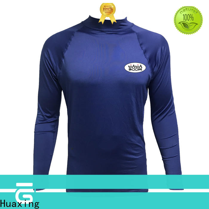 high quality womens rash guard swimsuit printing factory price for wakeboarding