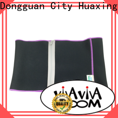 Huaxing good to use neoprene waist trainer producer for bath room