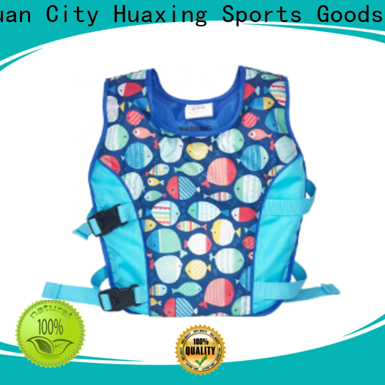 Huaxing infant swimming life jacket from manufacturer for swimming