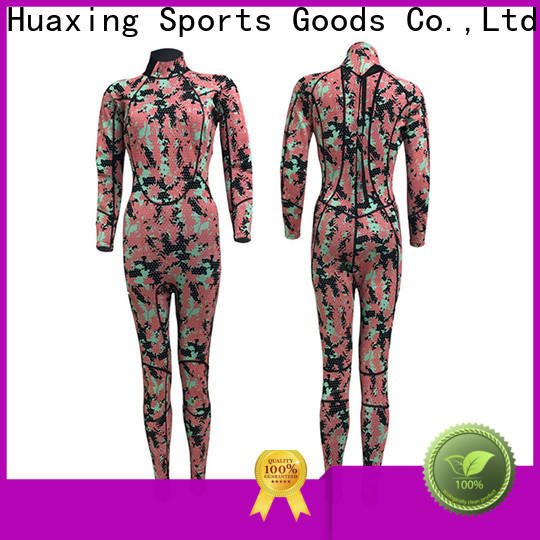 Huaxing diving wetsuit from china for surfing