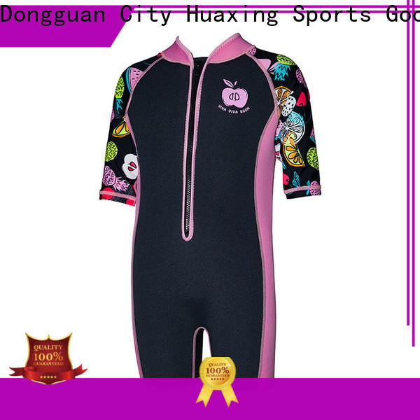 Huaxing camo 5mm wetsuit vendor for lake activities