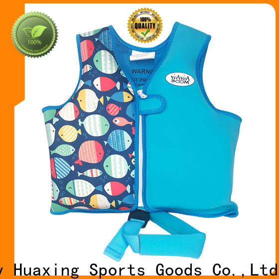 high-quality youth swim vest cute factory price for swimming