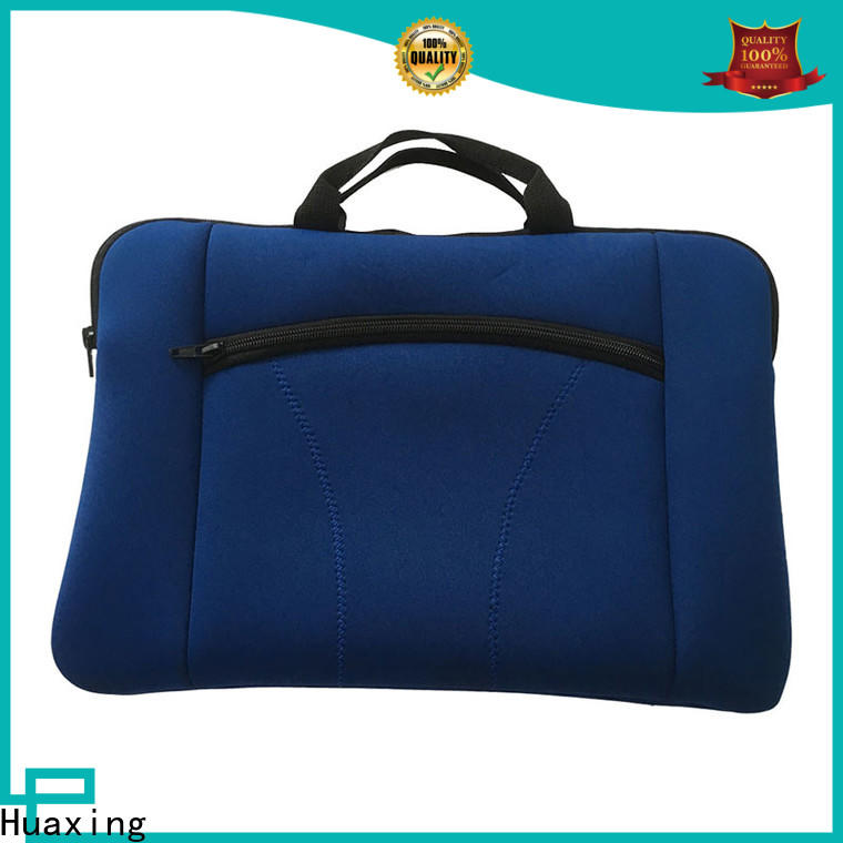 Huaxing kids neoprene tote bag producer for women