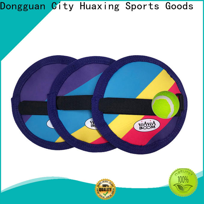 colorful best beach paddle ball set sports manufacturer for sea