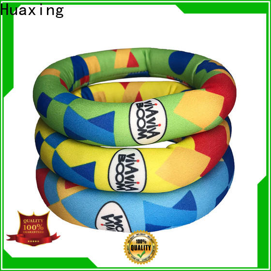 Huaxing newly neoprene toy wholesale for beach game