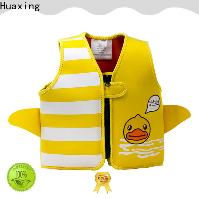 Huaxing safe youth swim vest shop now for swimming