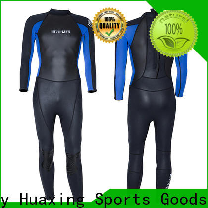 Huaxing fit diving suit supplier for diving