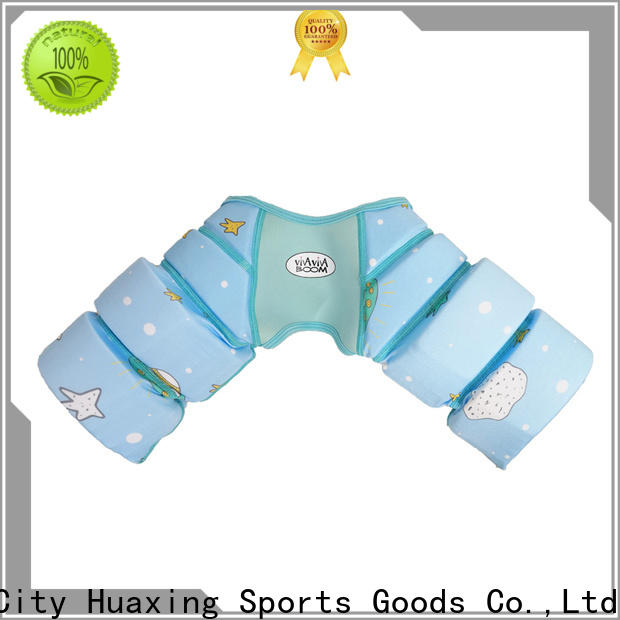 Huaxing trainer kids swimming life jacket grab now for swimming