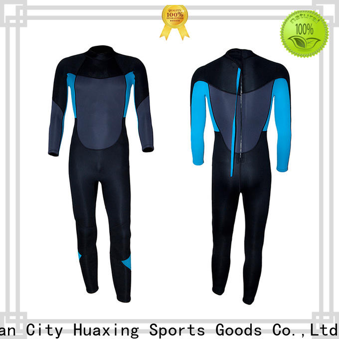 fashion design wetsuit girls in china for surfing