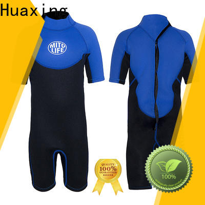 colorful long sleeve wetsuit warmful producer for surfing