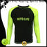 Huaxing colorful long sleeve rash guard womens from china for wakeboarding