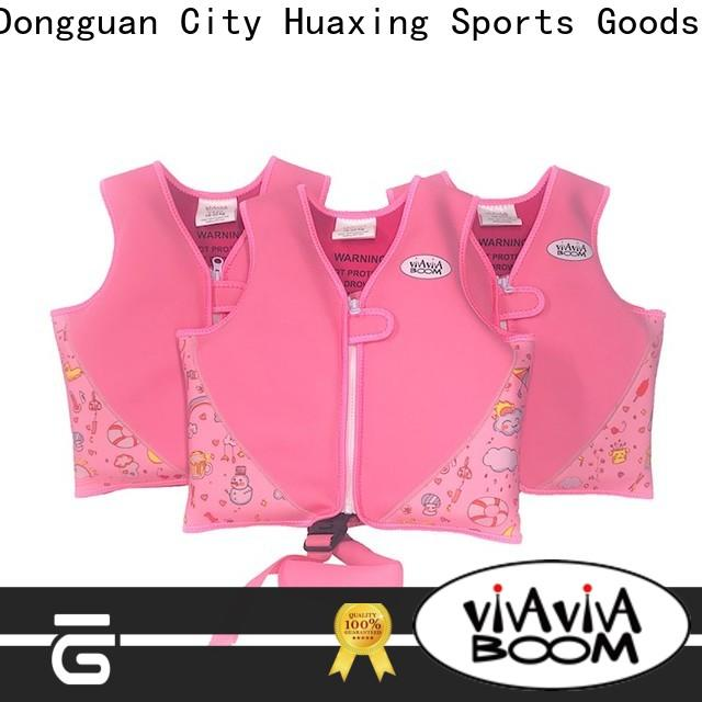 Huaxing swimschool best toddler swim vest producer for swimming