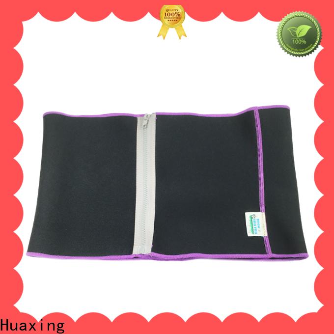 Huaxing belt custom knee brace supplier for bath room