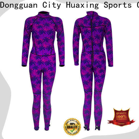 Huaxing superior 5mm wetsuit bulk production for diving