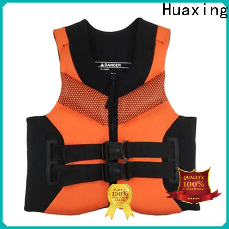 Huaxing high-reputation girls swim vest from manufacturer for swimming