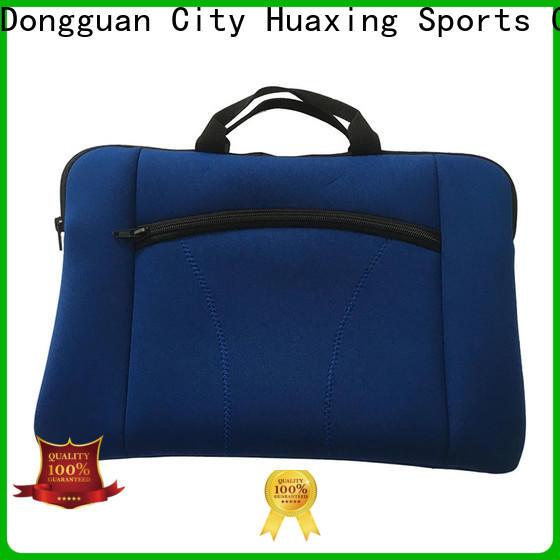 Huaxing colorful neoprene lunch box bulk production for women