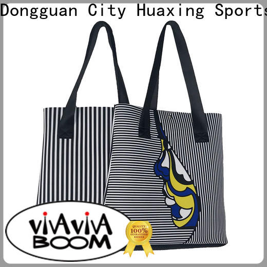 Huaxing creative neoprene tote bag factory price for computer