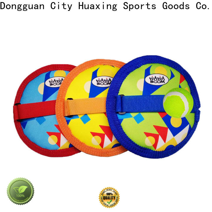 Huaxing racket best beach paddle ball set wholesale for children