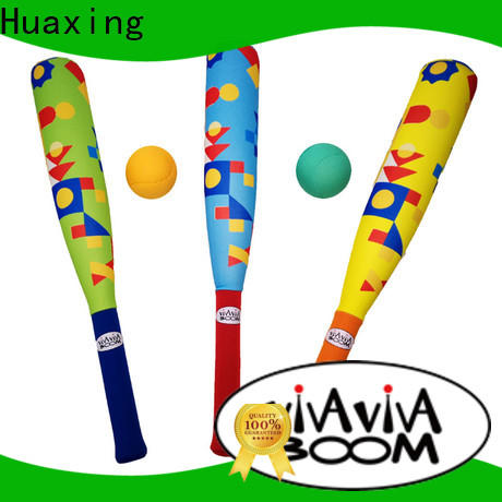 Huaxing bat beach paddle ball game vendor for children