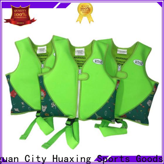Huaxing swimming toddler swim vest for swimming