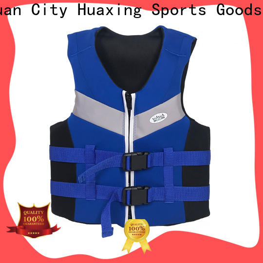 high-reputation swimming life jacket fish producer for swimming