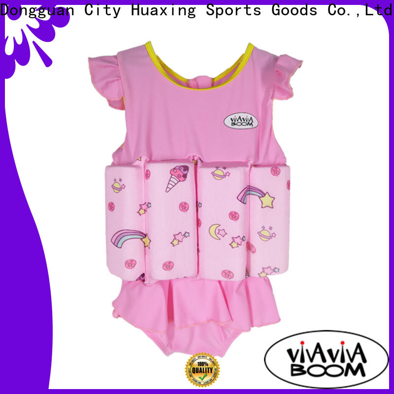 Huaxing high-quality childrens swim vest grab now for swimming