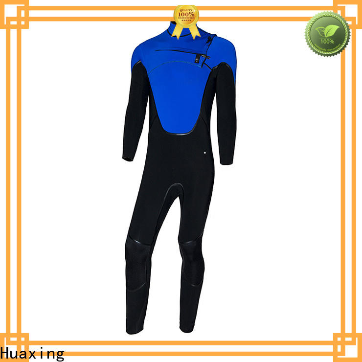 Huaxing fashion design female wetsuit producer for paddle sports
