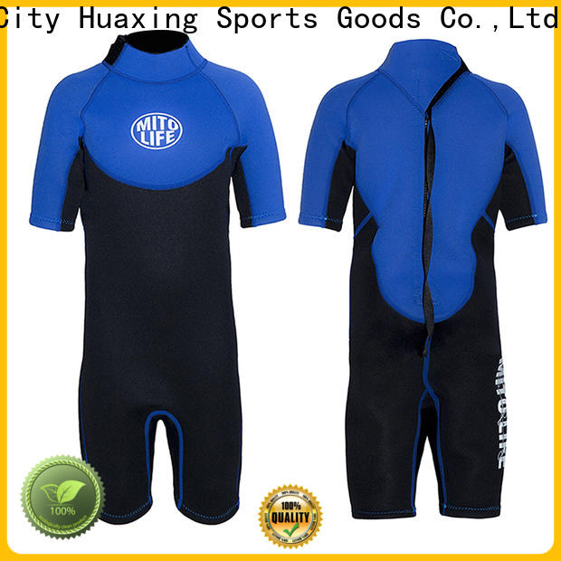 Huaxing high-quality 5mm wetsuit in china for paddle sports