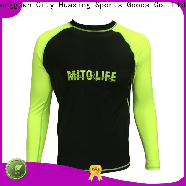high quality women rash guard vest in china for swimming