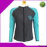 Huaxing fashion design rash guard long sleeve dropshipping for kitesurfing