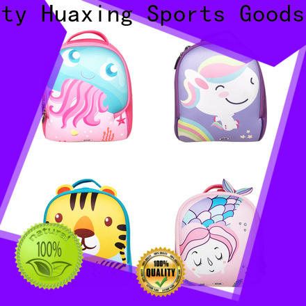 Huaxing colorful wholesale neoprene bags from china for women