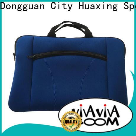Huaxing colorful neoprene beach bag supplier for children
