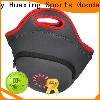Huaxing shopping neoprene handbag factory price for computer