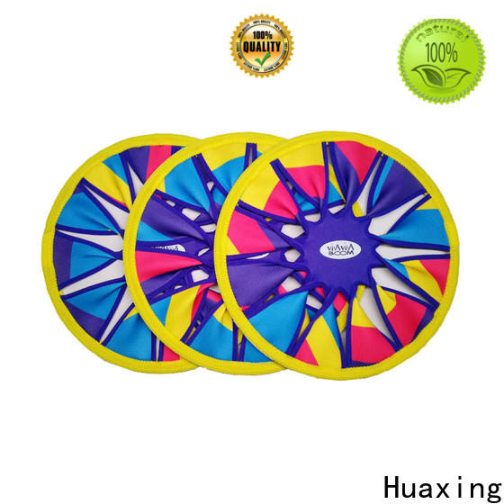 Huaxing stick beach paddle ball vendor for sea