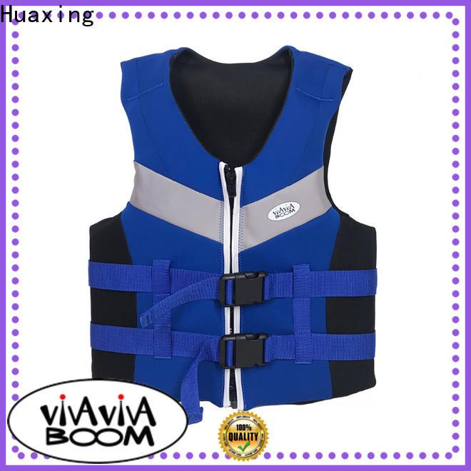 Huaxing toddler swim vest for swimming