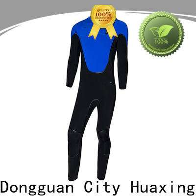 Huaxing colorful diving wetsuit bulk production for surfing