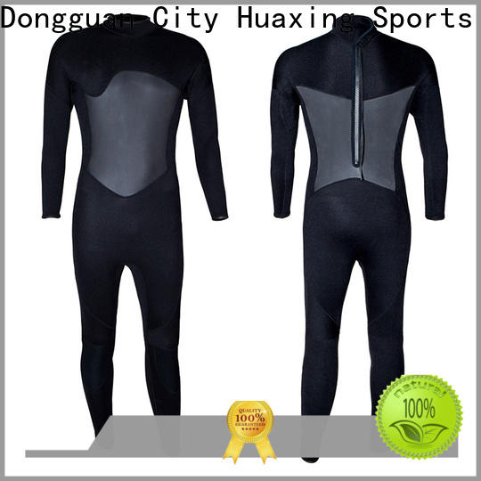 Huaxing female wetsuit vendor for lake activities