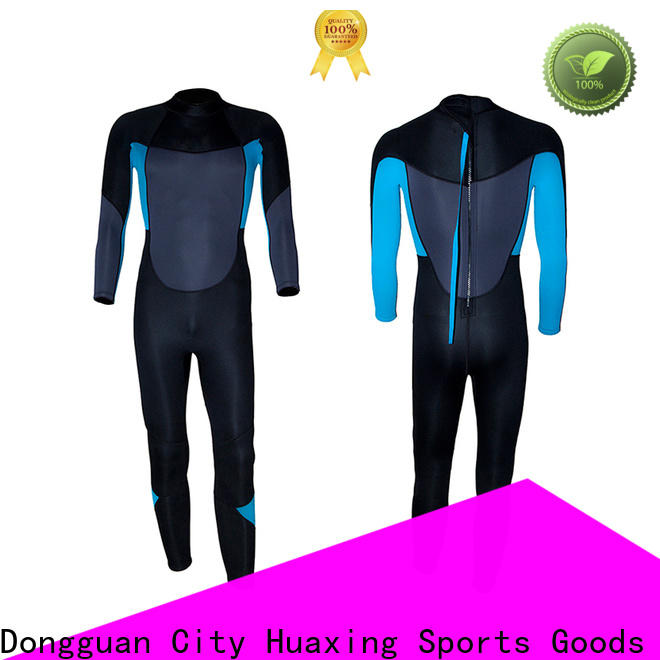 Huaxing smooth womens shorty wetsuit from china for surfing