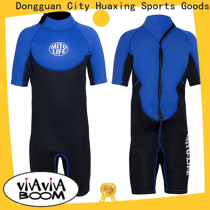 Huaxing spearfishing pattern wetsuit from china for diving