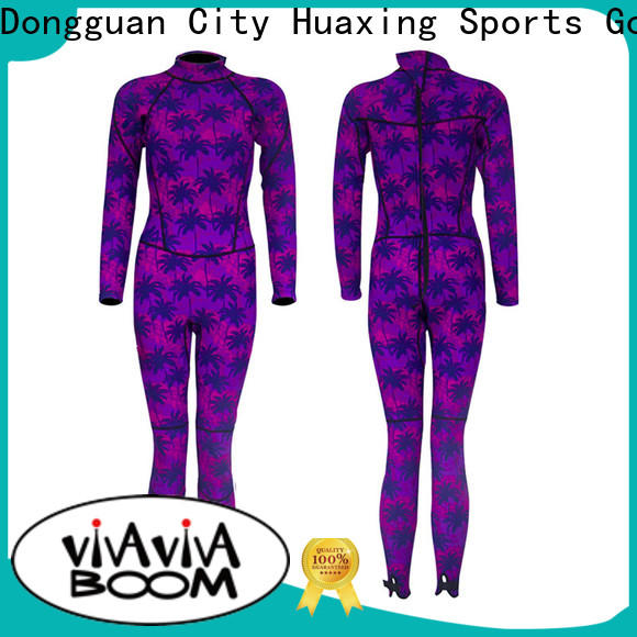 Huaxing soft shorty wetsuit for surfing