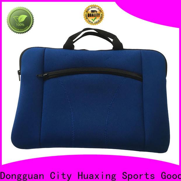 Huaxing fashion design neoprene laptop sleeve manufacturer for women