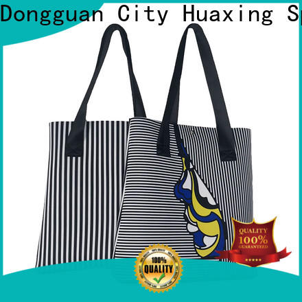 Huaxing briefcase neoprene lunch box manufacturer for women