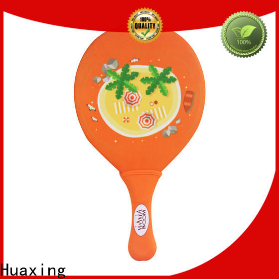 Huaxing outdoor beach tennis game for children