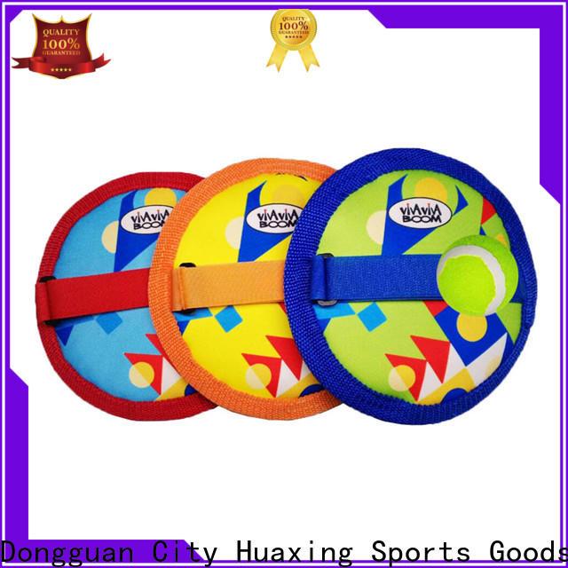 Huaxing good looking best beach tennis rackets vendor for beach game