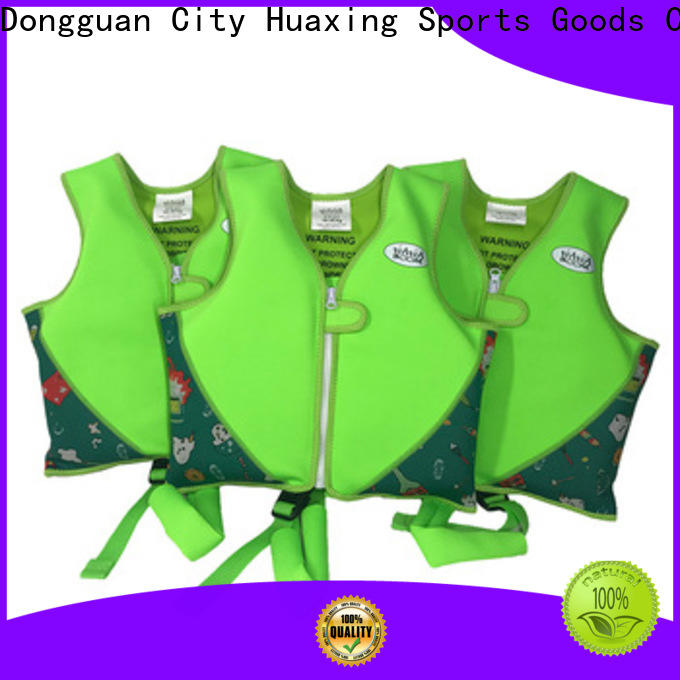 Huaxing soft swim vest shop now for swimming