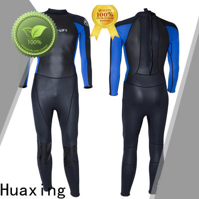 Huaxing fit 5mm wetsuit manufacturer for diving