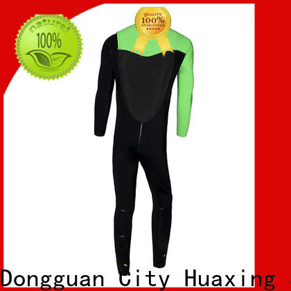 Huaxing soft diving wetsuit owner for diving