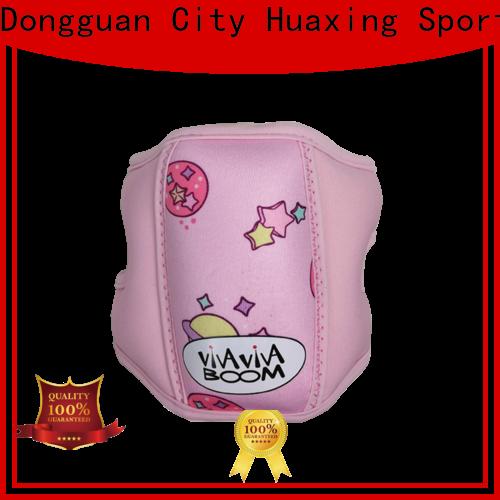 Huaxing high reputation neoprene knee brace bulk production for sport