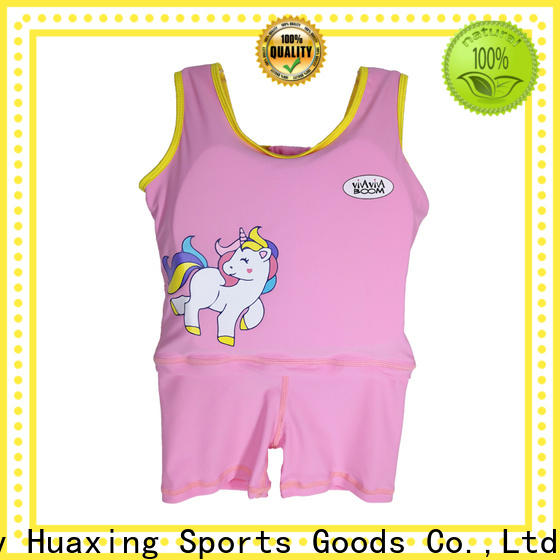 Huaxing high-quality super soft swim vest for swimming